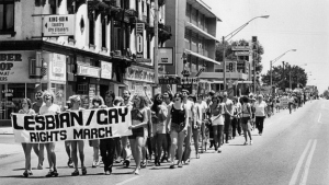 '70s Gay Rights Protests